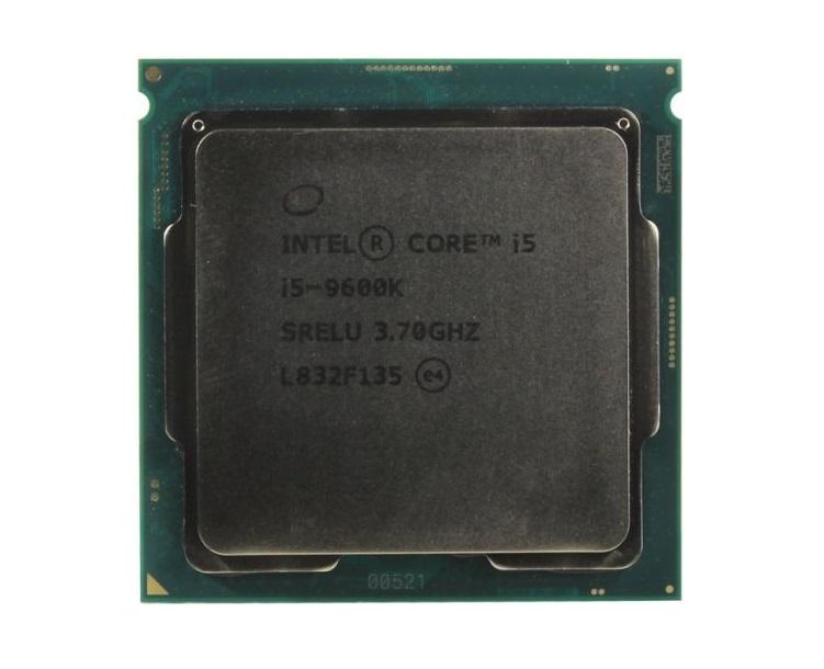 Процессор Intel Core i5-9600K OEM TPD 95W, 6/6, Base 3.7GHz - Turbo 4.6 GHz, 9Mb, UHD630, vPro, LGA1151 (Coffee Lake) процессор intel core i5 4570 box tpd 84w 4 4 base 3 20ghz turbo 3 6 ghz 6mb lga1150 haswell