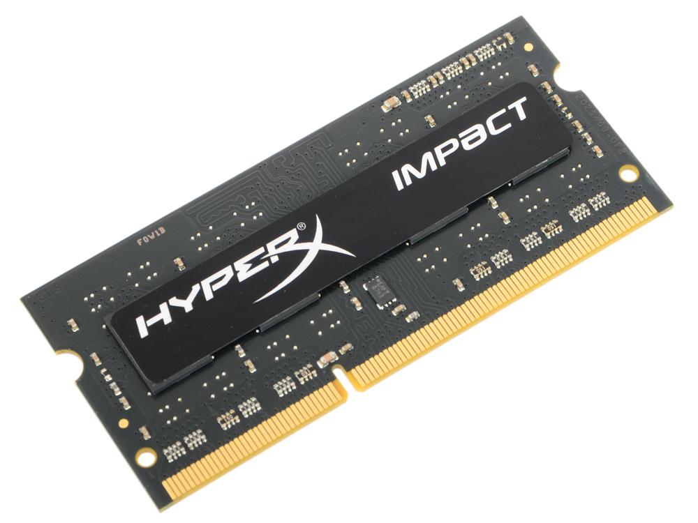 Оперативная память для ноутбуков Kingston HX321LS11IB2/4 SO-DIMM 4Gb 2133MHz SO-DIMM 204-pin/PC-17000/CL11 память для ноутбуков
