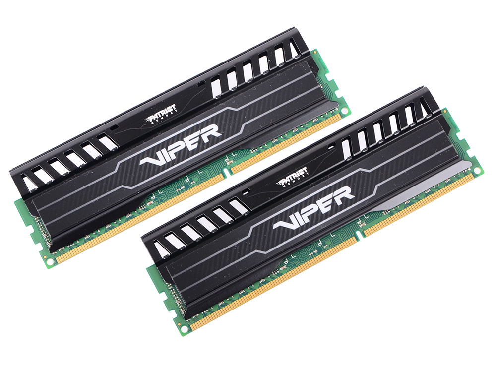 цена на Оперативная память Patriot Memory PV38G186C0K DIMM 8GB DDR3 1866MHz DIMM 240-pin/PC-15000/CL10