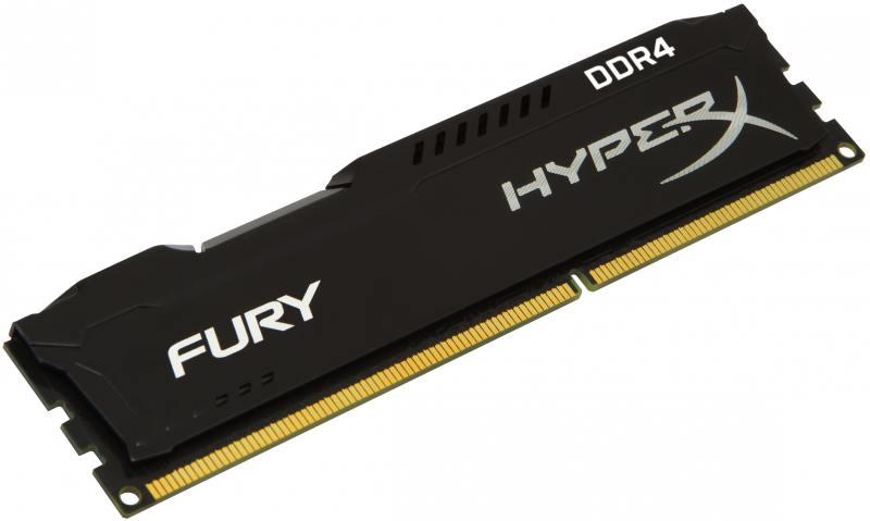 Оперативная память Kingston HX424C15FB/16 DIMM 16GB DDR4 2400MHz цена