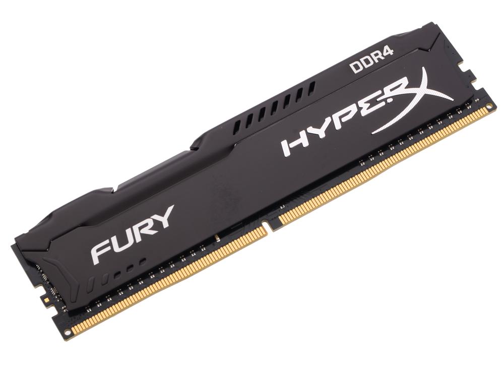 Оперативная память Kingston HX424C15FB2/8 DIMM 8Gb DDR4 2400MHz DIMM 288-pin/PC-19200/CL16