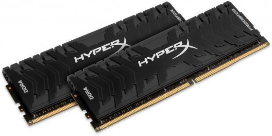 Оперативная память Kingston HX430C15PB3K2/16 DIMM 16Gb(2x8Gb) DDR4 3000MHz DIMM 288-pin/PC-19200/CL15 оперативная память corsair cmv8gx4m1a2400c16 dimm 8gb ddr4 2400mhz dimm 288 pin pc 19200 cl16