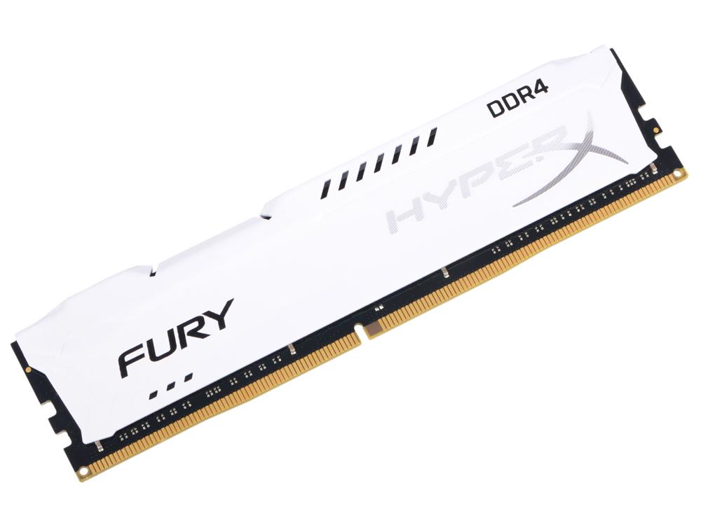Оперативная память Kingston HX424C15FW/16 DIMM DDR4 16Gb 2400MHz DIMM 288-pin/PC-19200/CL15