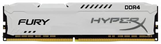Оперативная память Kingston HX424C15FW2/8 DIMM 8GB DDR4 2400MHz модуль памяти so dimm ddr4 8gb pc19200 2400mhz kingston hyperx impact hx424s14ib2 8