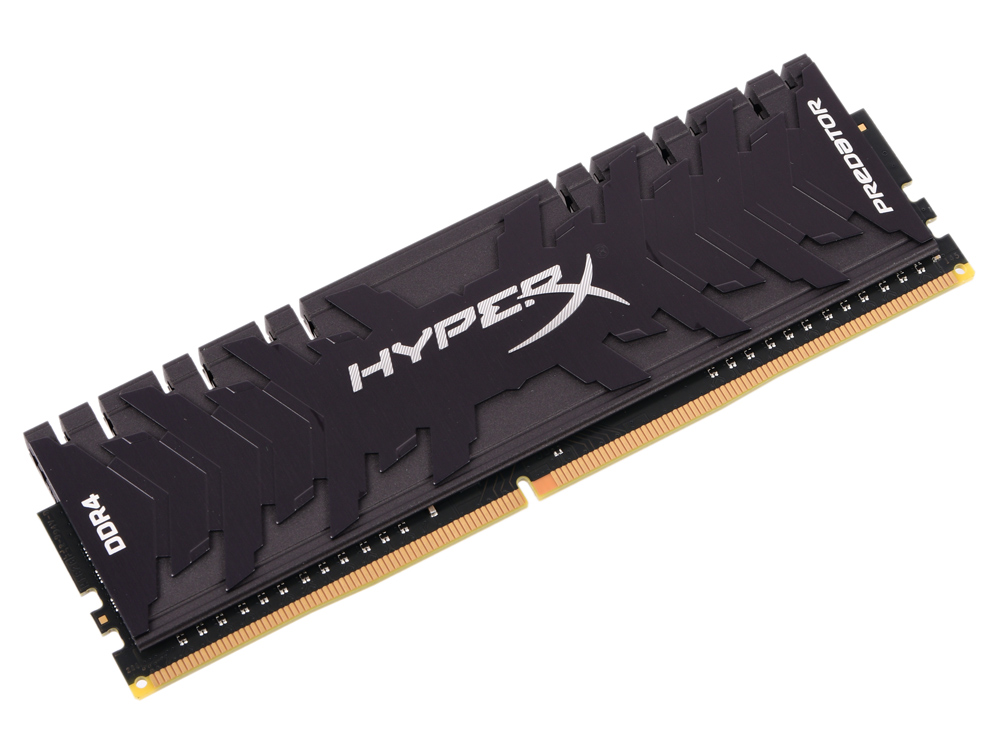 Оперативная память Kingston HX424C12PB3/8 DIMM 8Gb DDR4 2400MHz DIMM 288-pin/PC-19200/CL12