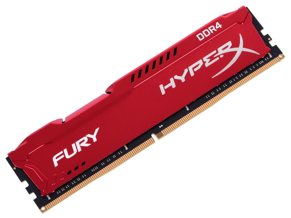 Оперативная память Kingston HX424C15FR/16 DIMM 16Gb DDR4 2400MHz DIMM 288-pin/PC-19200/CL15 оперативная память corsair cmk4gx4m1a2400c14r dimm 4gb ddr4 2400mhz dimm 288 pin 1 2в pc 19200 cl15