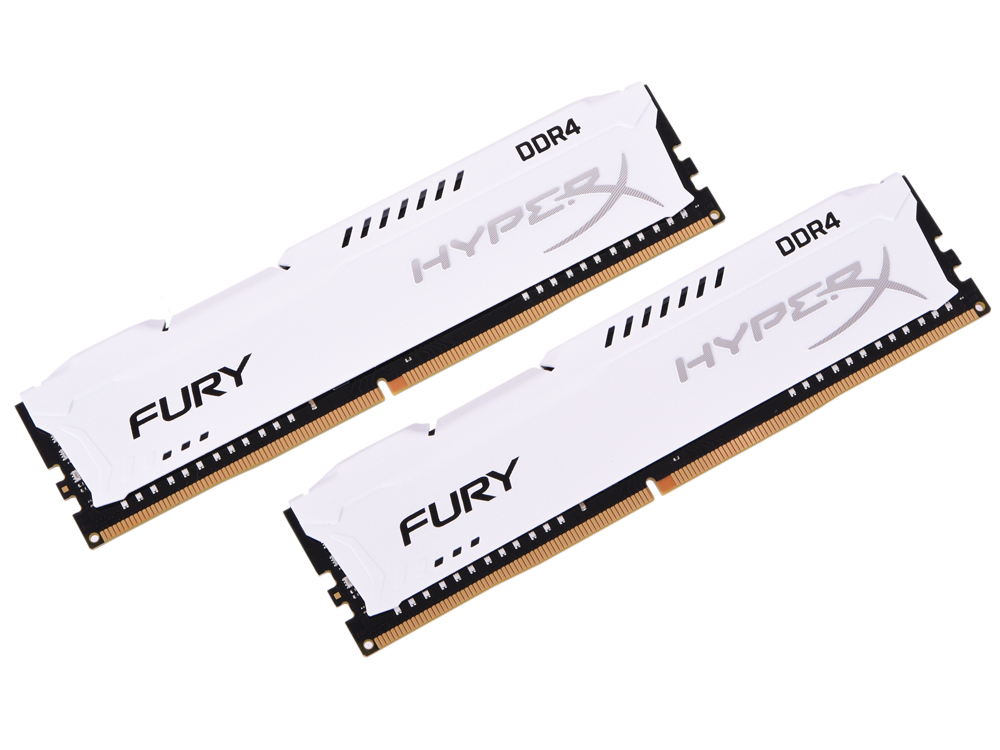 Оперативная память Kingston HX424C15FW2K2/16 DIMM 16GB (2x8GB) DDR4 2400MHz