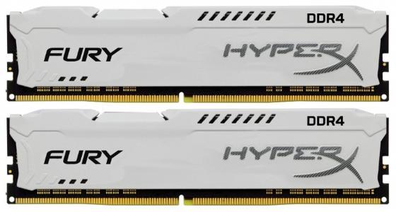 Оперативная память Kingston HX424C15FW2K2/16 DIMM 16GB (2x8GB) DDR4 2400MHz цена
