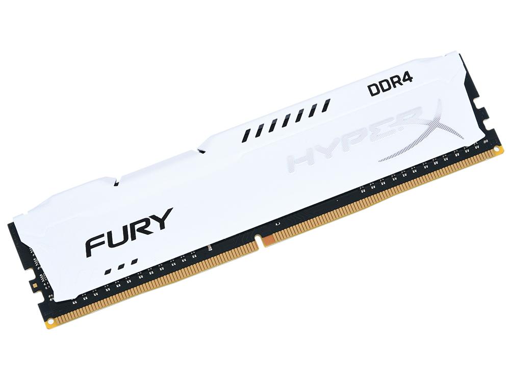 Оперативная память Kingston HX434C19FW2/8 DIMM 8GB DDR4 3466MHz DIMM 288-pin/PC-27700/CL19 цена