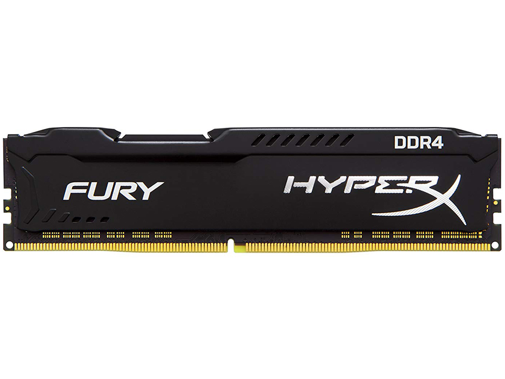 Оперативная память Kingston HyperX Fury (HX432C18FB/16) DIMM 16GB DDR4 3200MHz DIMM 288-pin/PC-25600/CL18 цена