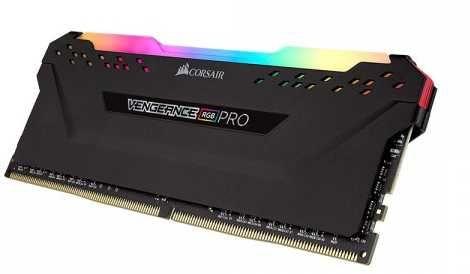 Оперативная память Corsair (CM4X16GC3200C16W4) DIMM 16GB DDR4 3200MHz DIMM 288-pin 1.35В/PC-25600/CL16 цены онлайн