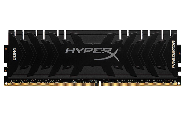 Оперативная память Kingston HyperX Predator HX436C17PB4/8 DIMM 8GB DDR4 3600MHz DIMM 288-pin/PC-28800/CL17