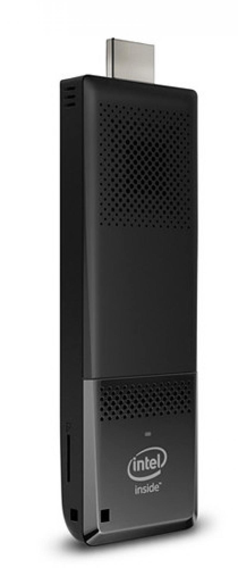Платформа INTEL Compute Stick BOXSTK2M3W64CC Black / Intel Core m3-6Y30 2.2GHz / 4GB / 64GB eMMC / HD 515 /Win 10 Home цены