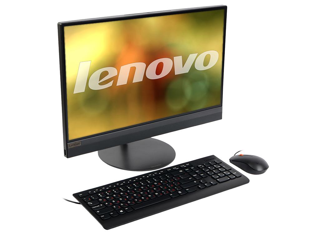 Моноблок Lenovo IdeaCentre AIO 520-22IKU (F0D50004RK) i3-6006(2.0)/4GB/1TB/21.5(1920x1080)/DVD-SM/Intel HD 520/BT/WiFi/DOS Black цена