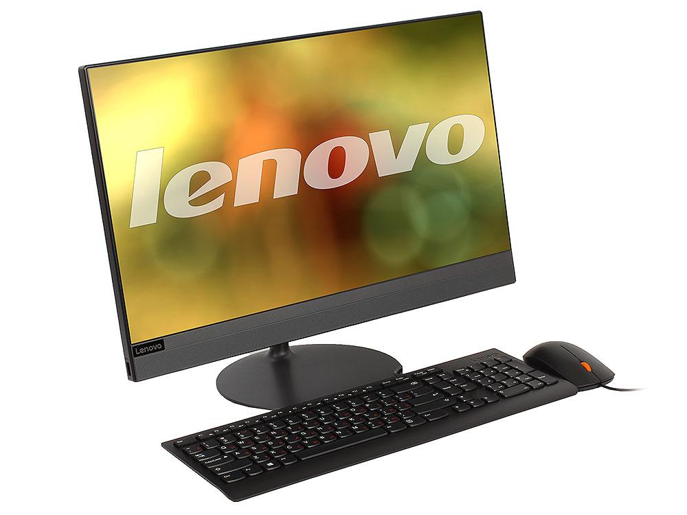 Моноблок Lenovo IdeaCentre AIO 520-22IKL (F0D4000XRK) Core i3-7100T 3.4GHz / 4GB / 1TB / 21.5 FHD / Radeon 530 2GB / Win 10 Home / Black моноблок 23 8 lenovo ideacentre aio 520 24ikl 1920 x 1080 intel core i3 7100t 4gb 1tb radeon 530 2048 мб windows 10 home серебристый f0d10064rk