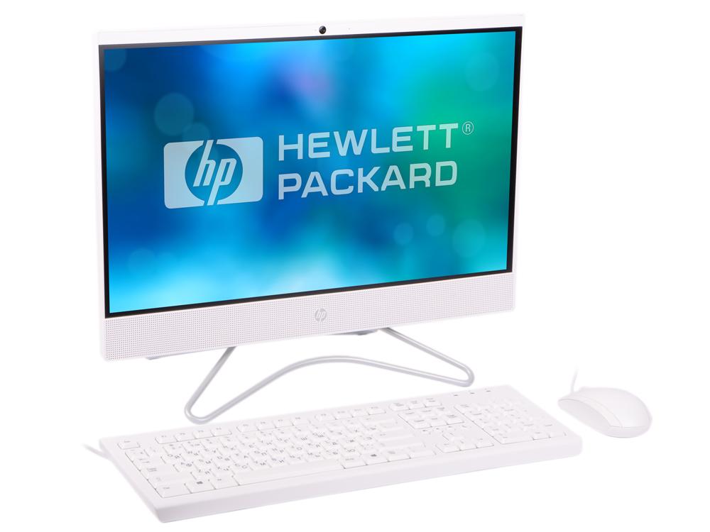 Моноблок HP 200 G3 AIO (3VA48EA) i3-8130U (2.2)/4G/128G SSD/21.5FHD AG/DVD-SM/BT/Win10Pro Snow White