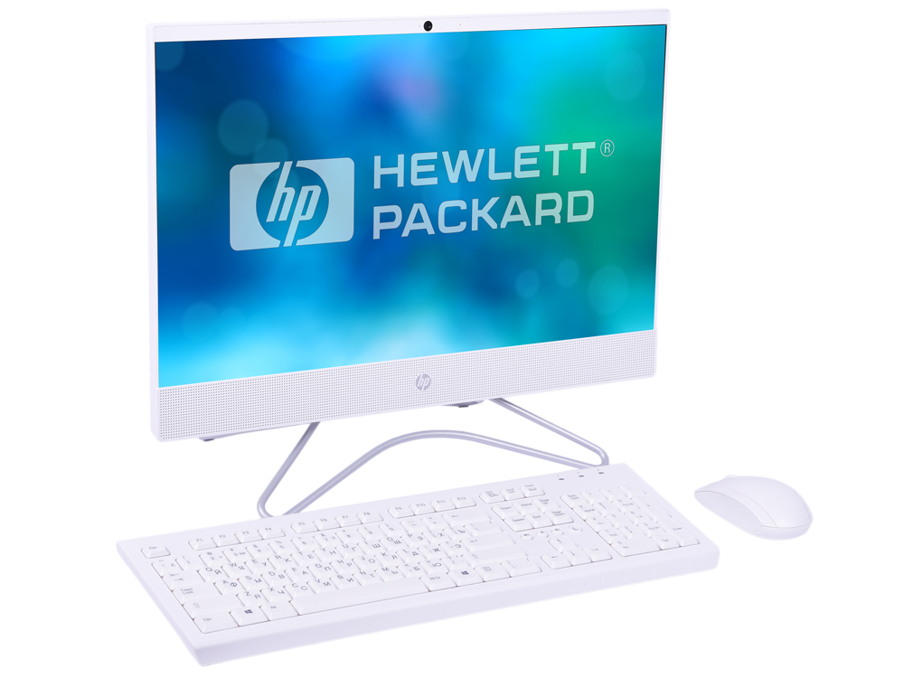 Моноблок HP 22 22-c0003ur (4HD09EA) AMD A6-9225 (2.6) / 4GB / 500GB / 21.5