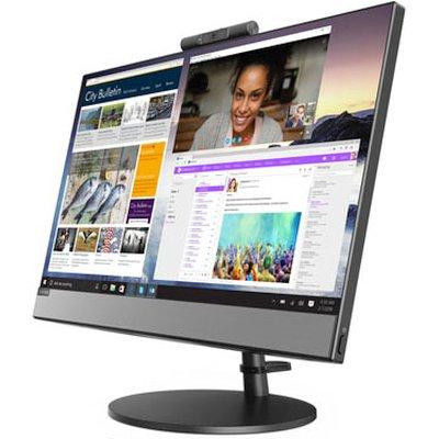 Моноблок Lenovo V530-24ICB (10UW0003RU) i3-8100T (3.1)/4G/1Т/Intel UHD/23.8FHD/DVDRW/безОС черный lenovo miix5 elite комбо таблетки 12 2 дюймов i3 6100u 4g памяти 128g win10 содержит клавиатуру стилус office черный шторм
