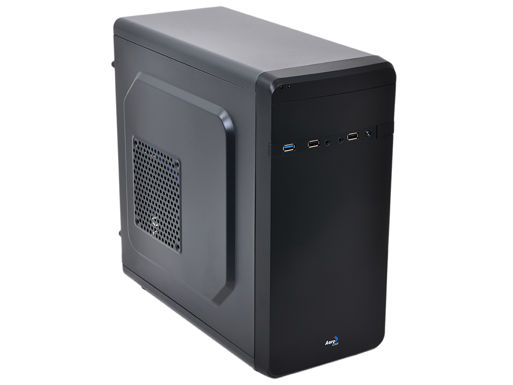 Компьютер OLDI Computers Game 740 (0653619) Black / i5-8400 2.8GHz / 8GB / 1TB+120GB / дискретная Geforce GTX 1060 3GB / Win 10 Home SL