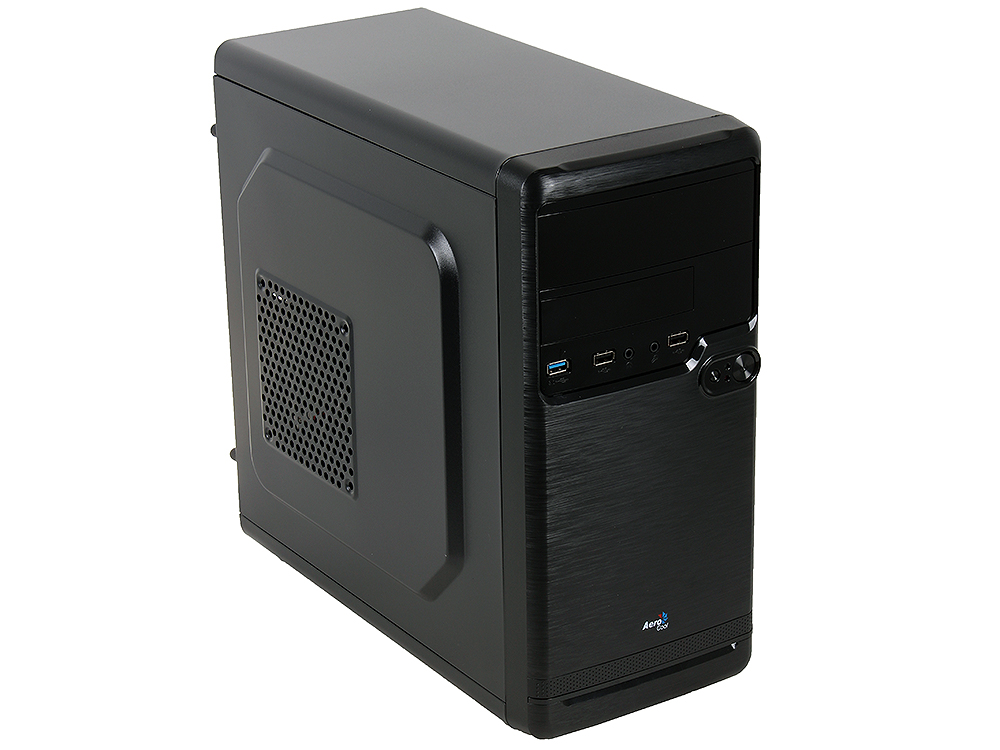 Компьютер OLDI Computers PERSONAL (0664355) Системный блок Black / Core i3-6100 3.7GHz / 4GB / 500GB / NVIDIA GeForce GT 710 (1024 Мб) / noDVD / noOS цены