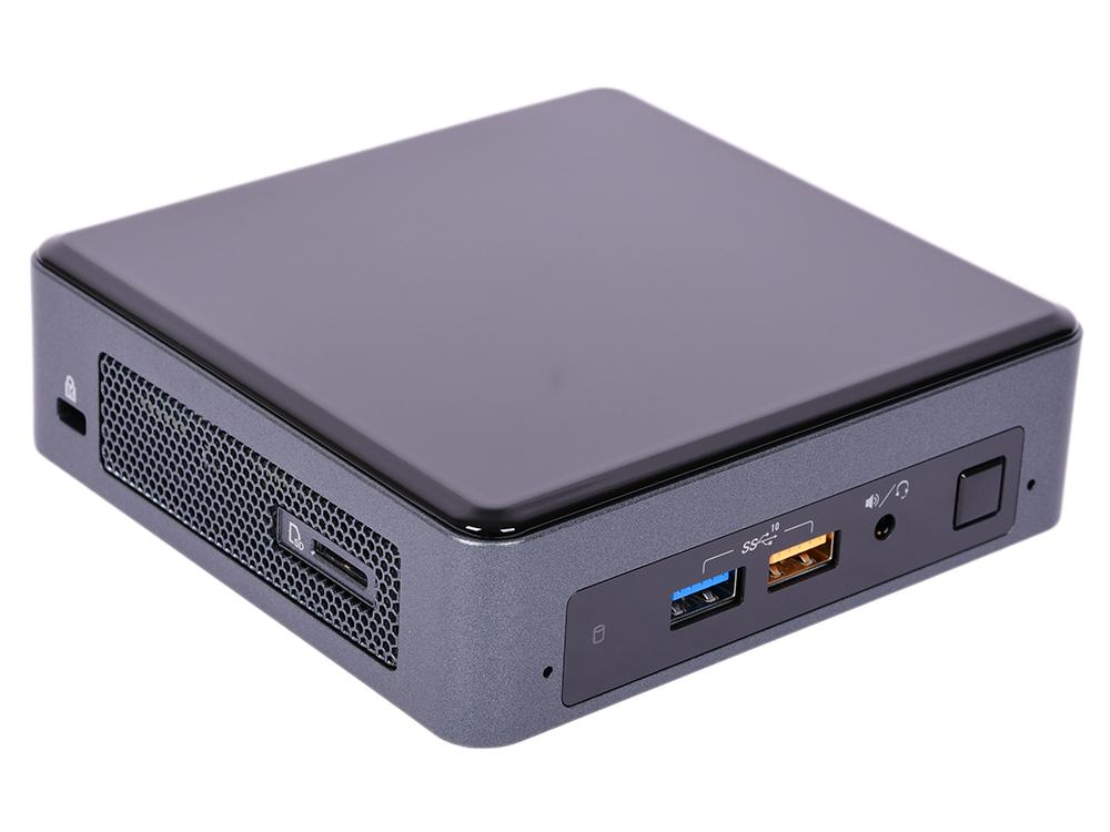 Платформа Intel NUC Original (BOXNUC8i3BEK2) i3-8109U (3.0) / 2 x DDR4 / M.2 PCIe SSD / Int: Intel Iris Plus 655 / noODD / WiFi / BT / noOS intel compute card blkcd1c64gk intel celeron n3450 64gb ssd ddr3 4gb wifi bt