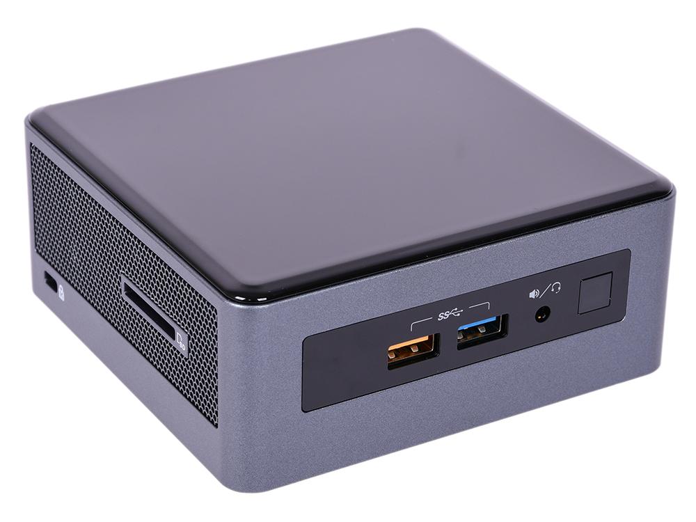 лучшая цена Платформа Intel NUC L10 Original BOXNUC8i3CYSM2 i3-8121U (2.2) / 8GB / 1TB SSD / AMD Radeon 540 2GB / noODD / WiFi / BT / Win10