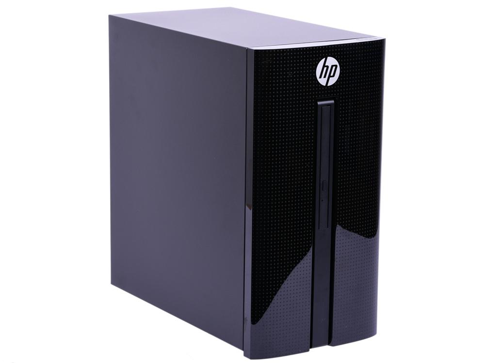 цена на Компьютер HP 460-a211ur (4XL80EA) Black / Pentium J3710 1.6GHz / 8GB / 1TB / встроенная HDG / DVD-RW / DOS
