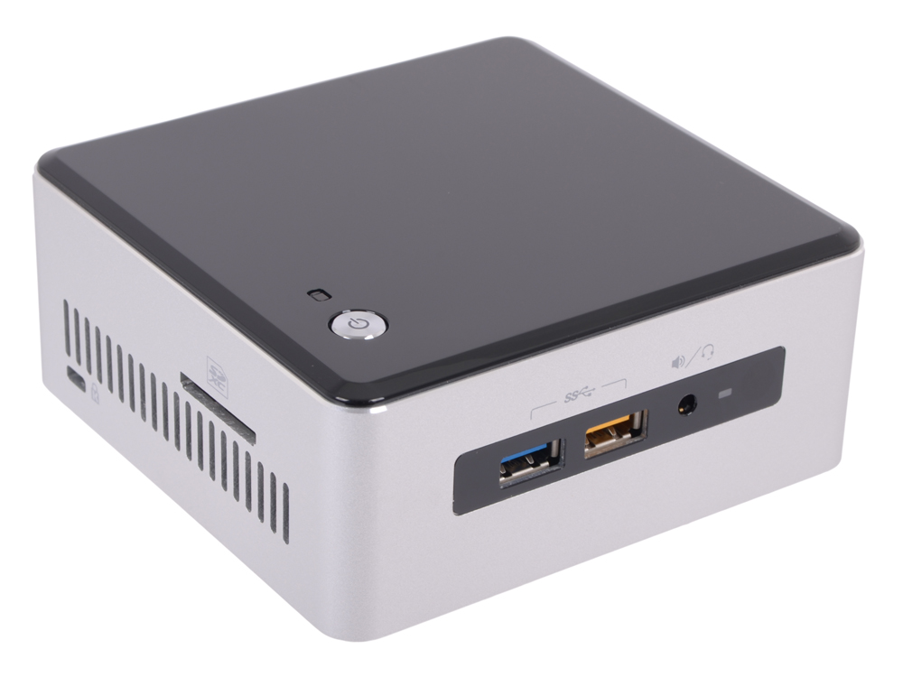 Компьютер OLDI Computers OFFICE 200 Ext (0688103) Системный блок Black/Silver / Core i3-6100U 2.3GHz / 8GB / 120GB / HD Graphics 520 / noDVD / noOS цены