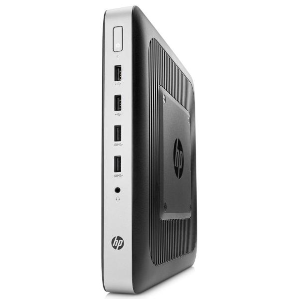 Неттоп HP t630 DM (2RC37EA) Black-Silver / AMD GX-420Gl 2.0GHz / 4GB / 8GB / встроенная Radeon R7 / HP ThinPro цены