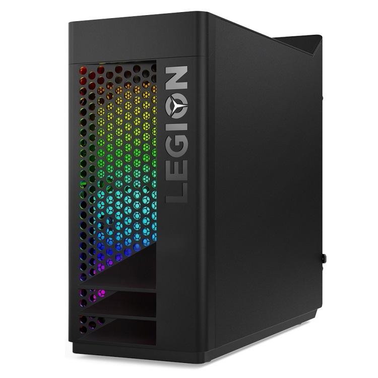 Компьютер Lenovo Legion T730-28ICO 90JF0039RS Black / i7 9700K 3.6GHz / 16GB / 1TB + 256GB SSD / RTX2070 8GB / DVD-RW / Win 10 Home