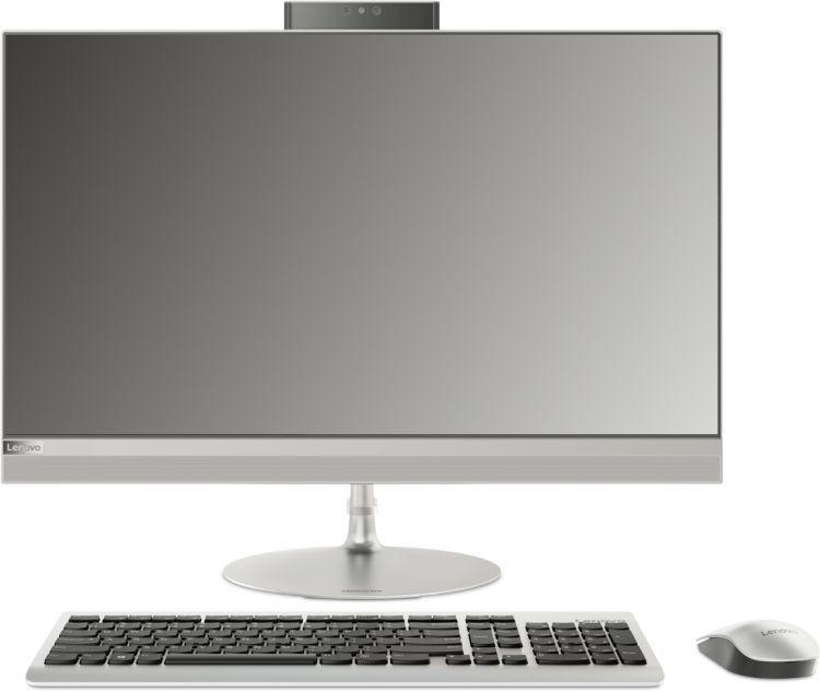 Моноблок Lenovo IdeaCentre 520-27ICB (F0DE004WRK) i7 8700T(2.4) / 8Gb / 1Tb+256Gb SSD / 27 WQHD / Radeon RX 550 4Gb / Win10 Home / Silver моноблок lenovo ideacentre 520 27icb 27 qhd core i7 8700t 8gb 1tb 256gb ssd amd rx550 4gb dvd kb m win10 gray