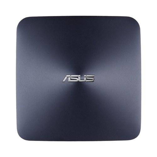 Компьютер ASUS UN65H-M324M (90MS00S1-M03240) Системный блок Blue / Core i3-6100U 2.3GHz / 8GB / 512MB / Intel HD Graphics 520 / noDVD