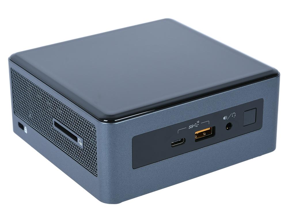 Платформа Intel NUC L10 Optane Original (BXNUC8i7INHJA2) Black / Core i7-8565U 1.8GHz / 8GB / 1TB+ 16Gb Intel Optane / Radeon 540 2GB / noDVD / Win 10 Home