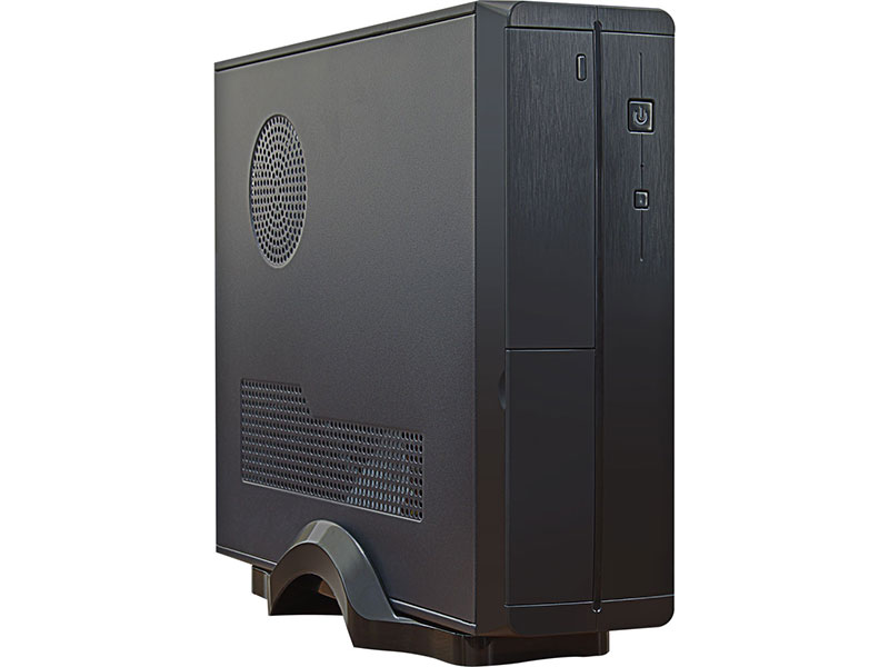 Компьютер OLDI Computers Home 306 (0712929) Системный блок Black / AMD A6-9400 (3.4 ГГц) / 4GB / 500GB / Radeon R5 / Win 8.1 ноутбук lenovo thinkpad a475 amd a10 9700b 4gb 500gb 14 0 win 10 pro black