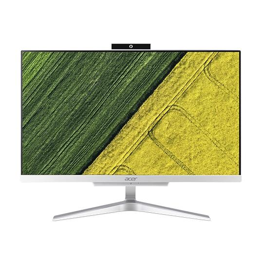 купить Моноблок Acer Aspire C22-865 (DQ.BBSER.012) Core i5-8250U 1.6GHz / 8GB / 1TB / 21.5 FHD noTouch / HD Graphics 620 / Win 10 Pro / Silver дешево