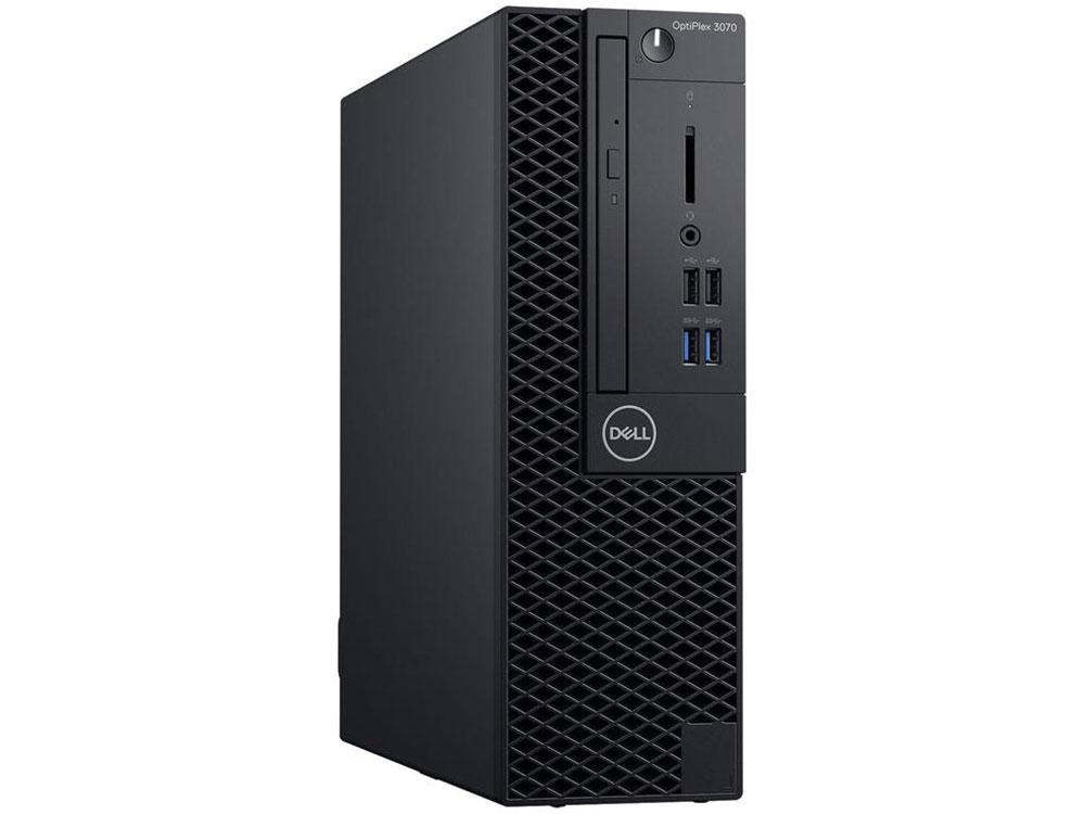 цена на Компьютер Dell Optiplex 3070 SFF (3070-5529) Системный блок Black / Intel Core i5-9500 3.0GHz / 8GB / 1TB / UHD Graphics 630 / DVD±RW / Win 10 Pro
