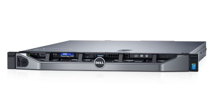 PowerEdge R330 сервер dell poweredge r330 210 afev 1041