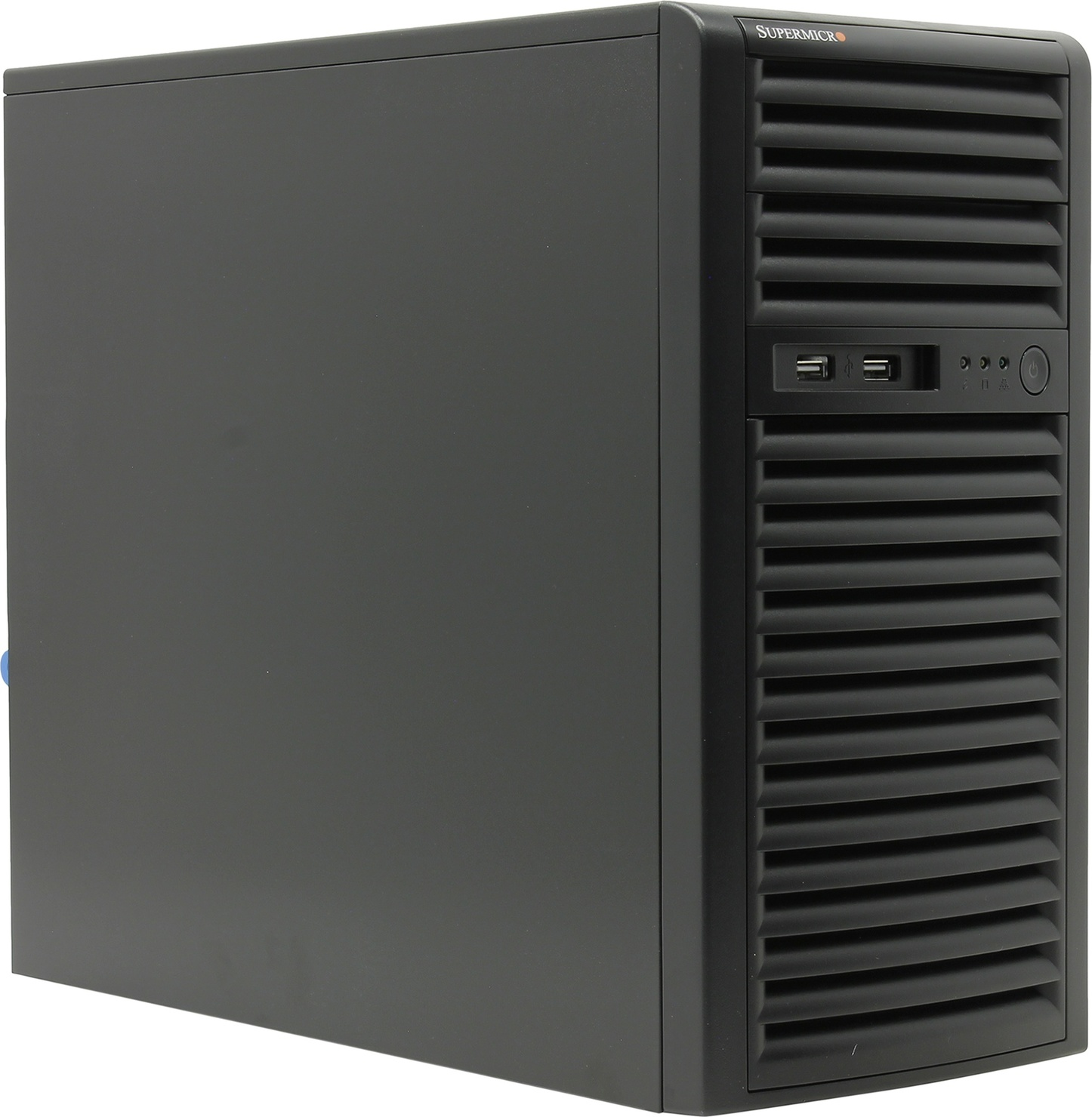 Сервер SERVER Tower 0110 0662613/1xE3-1220V6/1x8gb/2x1tb/1x300w