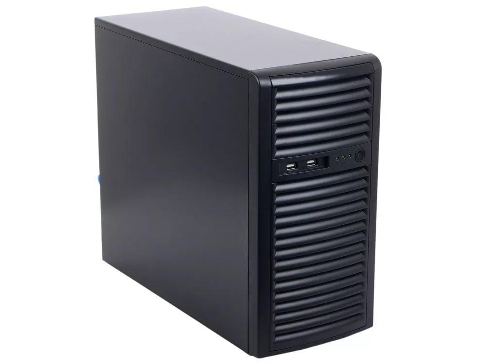 Сервер SERVER Tower 0110 0669138 1xE3-1220v6/1x8gb/3x128/1x300w сервер вов