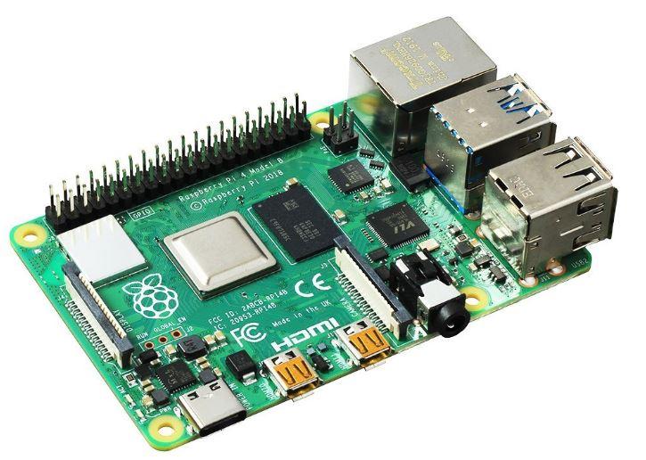 Тонкий клиент Espada Raspberry Pi 4 Model B 4Gb (44589) Broadcom BCM2711 1.5 GHz / 4GB / noHDD / Интегрированая / noDVD / noOS сандалии noos icon noos icon no029awbtgi9
