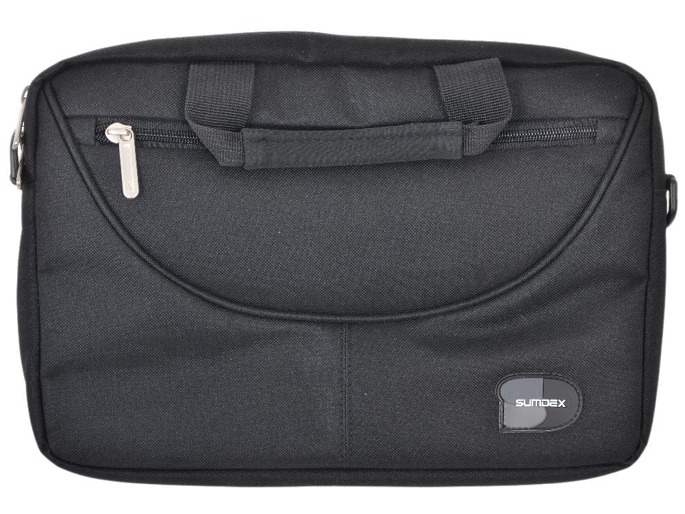 Сумка для ноутбука Sumdex PON-308BK Netbook Case до 10