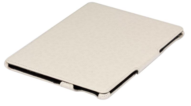 Чехол-книжка для iPad 2,3 Continent IP-24WT White флип, искусственная кожа ecostyle shell чехол флип для nokia lumia 525 white