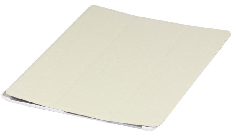Чехол-книжка для iPad 2,3 Continent IP-39WT White флип, кожа ecostyle shell чехол флип для nokia lumia 525 white