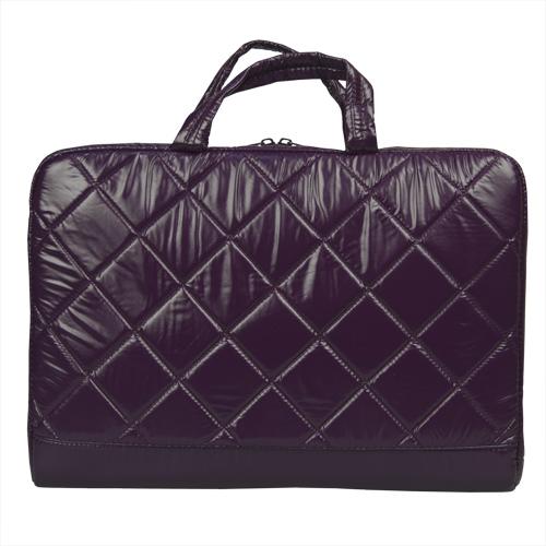 Сумка для ноутбука Continent CC-071 до 12 (полиэстр/пвх, Violet, 33 x 24 x 3,7 см.) сумка для ноутбука continent cc 037 до 15 6 16 полиэстр эко кожа black 38 x 28 5 x 4 2 см