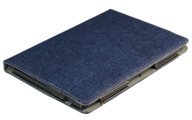 Чехол-книжка для планшета ASUS TF300 IT BAGGAGE Jeans флип, искусственная кожа цена и фото