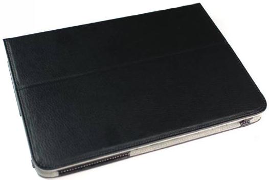 Чехол-книжка для Samsung Galaxy tab 10.1 P5100/P5110 IT BAGGAGE Black флип, искусственная кожа new black touch digitizer screen glass replacement for samsung galaxy tab 2 10 1 gt p5100 free shipping