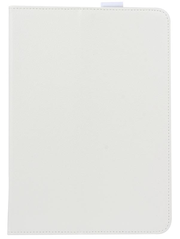 Чехол-книжка для Samsung Galaxy tab 10.1 P5100/P5110 IT BAGGAGE ITSSGT1022-0 White флип, искусственная кожа персик бабочка дизайн искусственная кожа флип кошелек карты держатель чехол для samsung galaxy a3 2016 a310