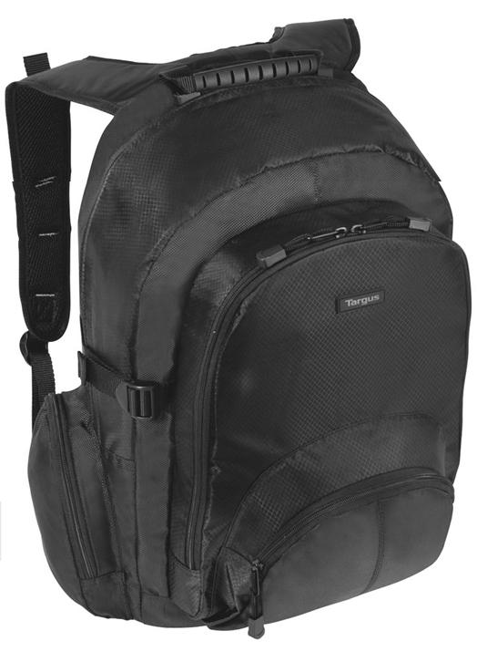 "Рюкзак для ноутбука Targus CN600 до 15,4-16"" (Чёрный, нейлон, 47x34,5,x18 см)"