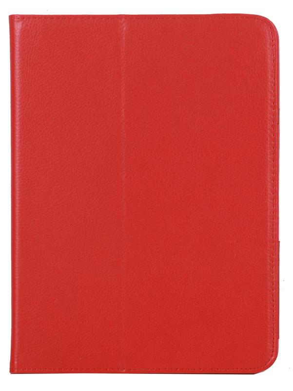 Чехол-книжка для Samsung Galaxy Tab3 10.1 IT BAGGAGE ITSSGT1032-3 Red флип, искусственная кожа персик бабочка дизайн искусственная кожа флип кошелек карты держатель чехол для samsung galaxy a3 2016 a310