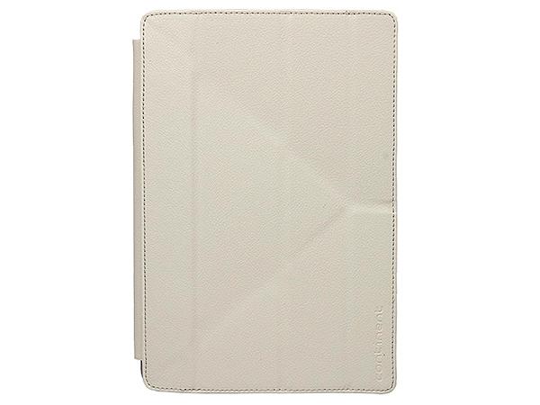 """Чехол-книжка универсальный для планшета 9,7"""" Continent UTS-101 WT White флип, искусственная кожа"""
